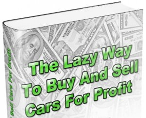 Buy and Sell Used Cars for Profit