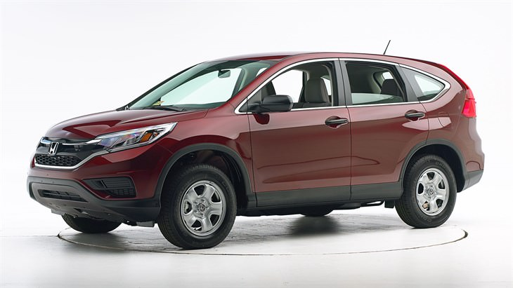 Safest cars in the world carinfo for Iihs honda crv