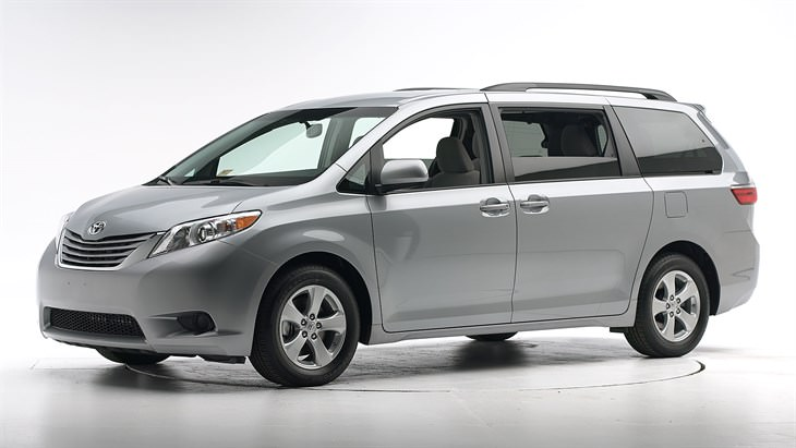 safest cars toyota cr: http://www.iihs.org/iihs/ratings/vehicle/v/toyota/sienna/2015