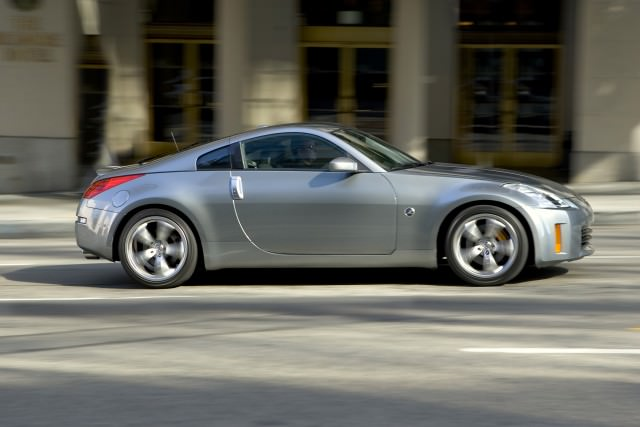Nissan 350Z, Source: Nissan cheatsheet.com