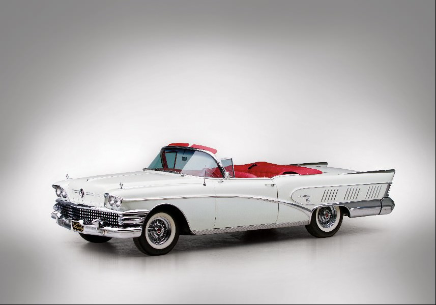 Buick - Credit: Teddy Pieper © 2012 Courtesy of Auctions America