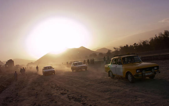 Kabul to Jalalabad Road, Afghanistan, cr: telegraph.co.uk