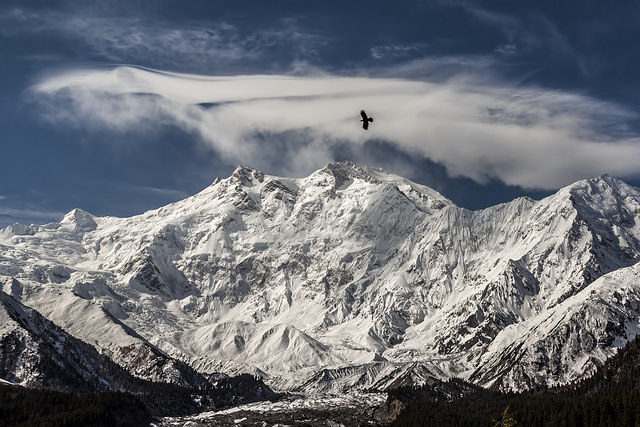 Nanga Parbat Pass, cr: flickr.com -Ahmed S. Zaidi