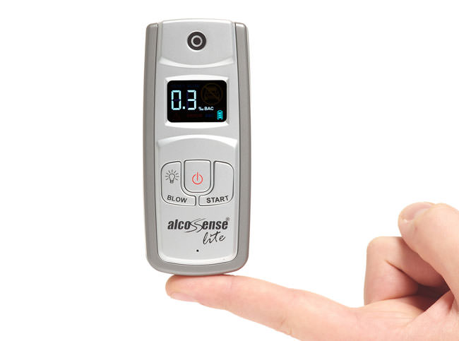 Alcosense Digital Breathalyser, credit: theregister.co.uk