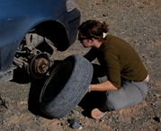 How to Change a Tyre Cr: AHLN http://tinyurl.com/p4devpc
