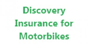 Discovery Insurance for Motorbikes